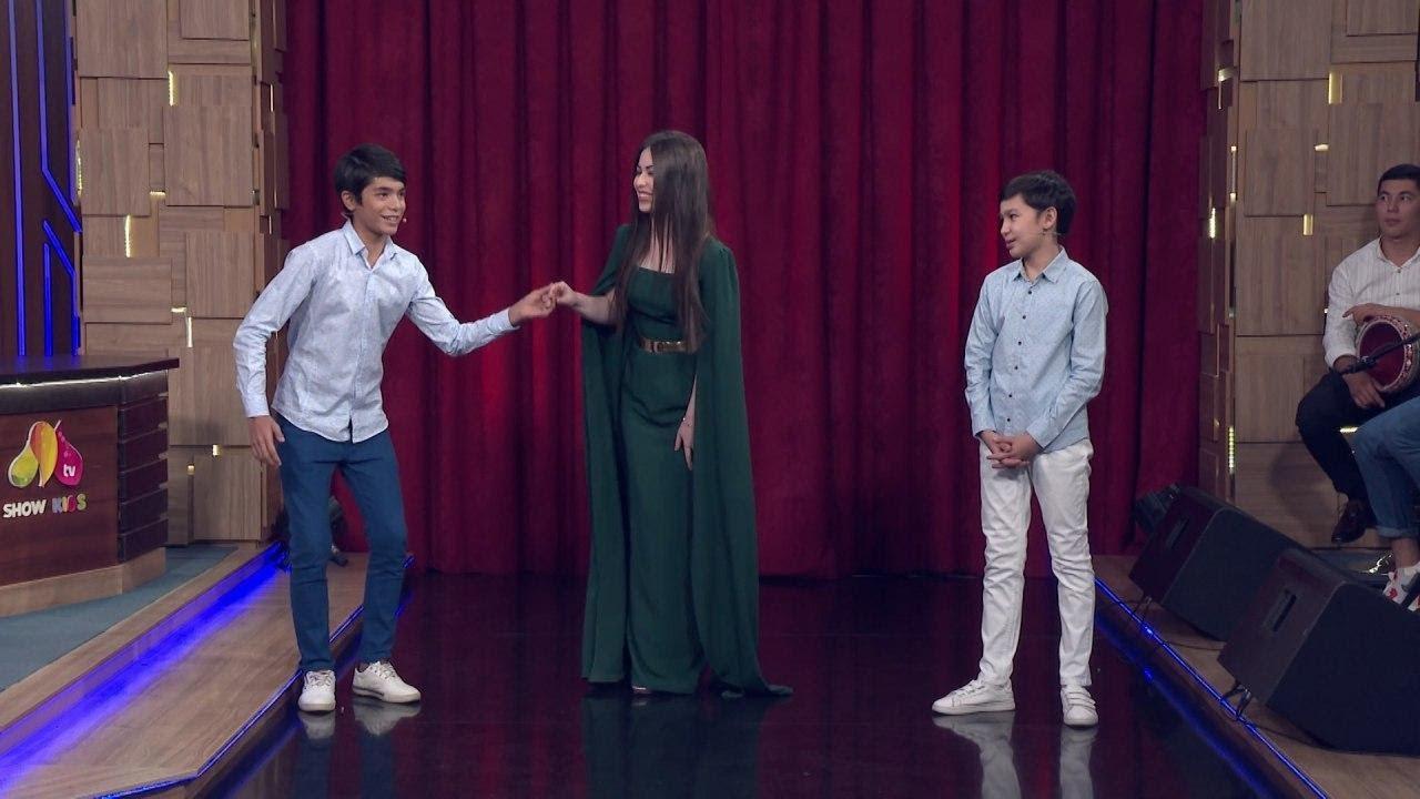 MTV Show Kids - Madina Nigmatullayeva (12.09.2020)