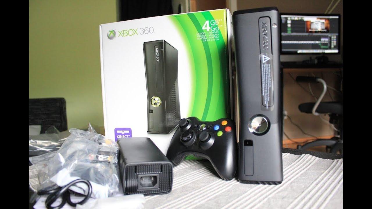 Xbox 360 Unboxing-2015- - YouTube