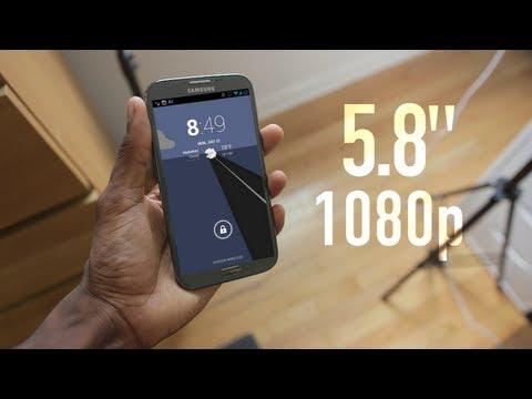 Samsung Galaxy Note 3 Hype!