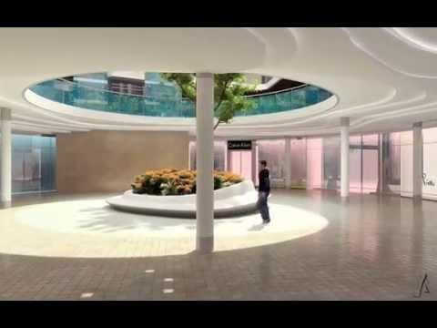 Atlas Capital Center - ACC Podgorica, Montenegro 3Dpoint.rs