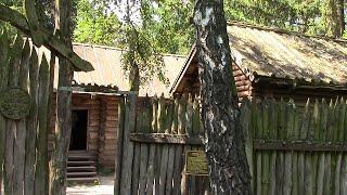 Historical ethnographic Museum Pereyaslav. Историко-этнографический музей