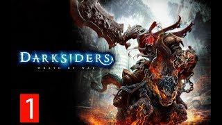 Darksiders Gameplay - Part 1 || Walkthrough || Max Settings 1080p || PC/XBOX/PS4