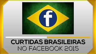 Como ganhar muitas curtidas brasileiras no facebook 2015