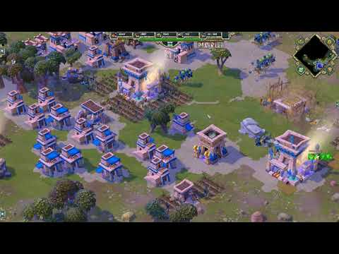 Age Of Empires Online Project Celeste - Teos - Egyptians