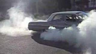 1964 Chevy Belair Burnout 283 impala