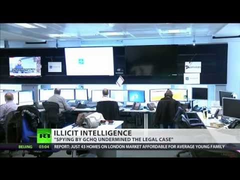 Illicit Intelligence, 'Spying by GCHQ undermined the legal case'
