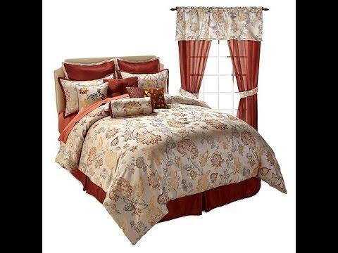 Highgate Manor Spice Garden 20piece Comforter Set