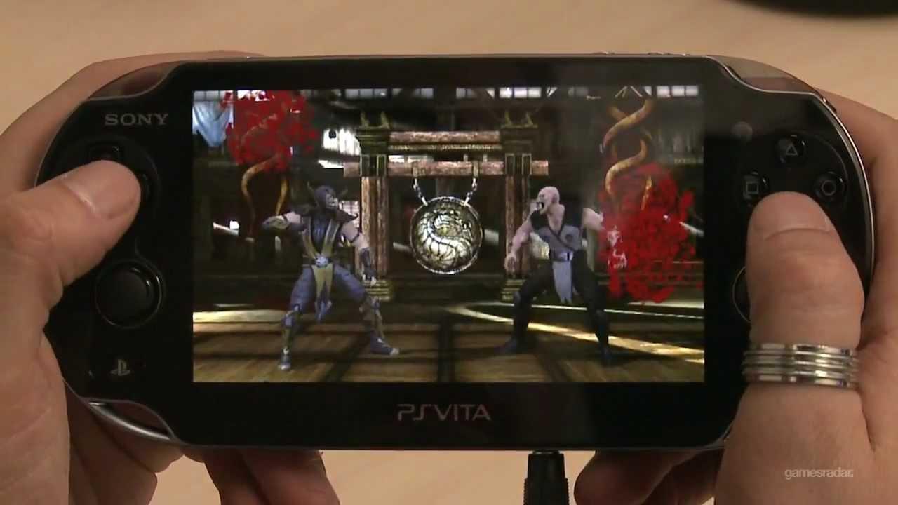 Mortal Kombat Vita Long Gameplay Capture