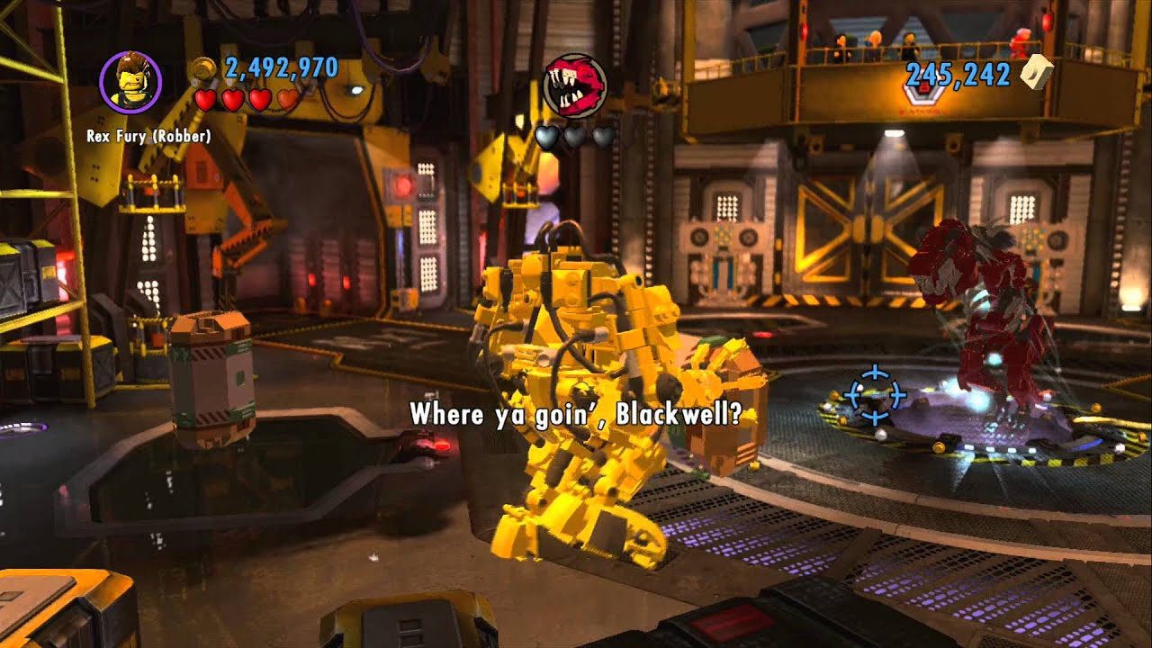 lego city undercover 100 guide special assignment 15
