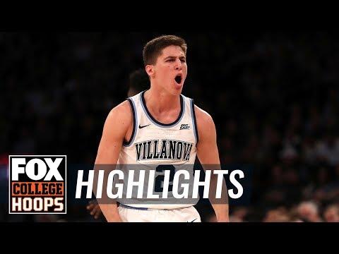 Collin Gillespie hits 5 three-pointers as Villanova beats Providence   FOX COLLEGE HOOPS HIGHLIGHTS Mp3