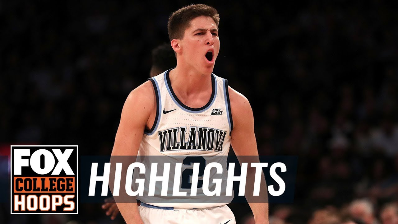 Collin Gillespie hits 5 three-pointers as Villanova beats Providence  HIGHLIGHTS