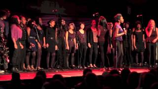 GMS Choir- Angels we have heard on high