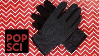 How To Turn Any Gloves Into Touchscreen Gloves