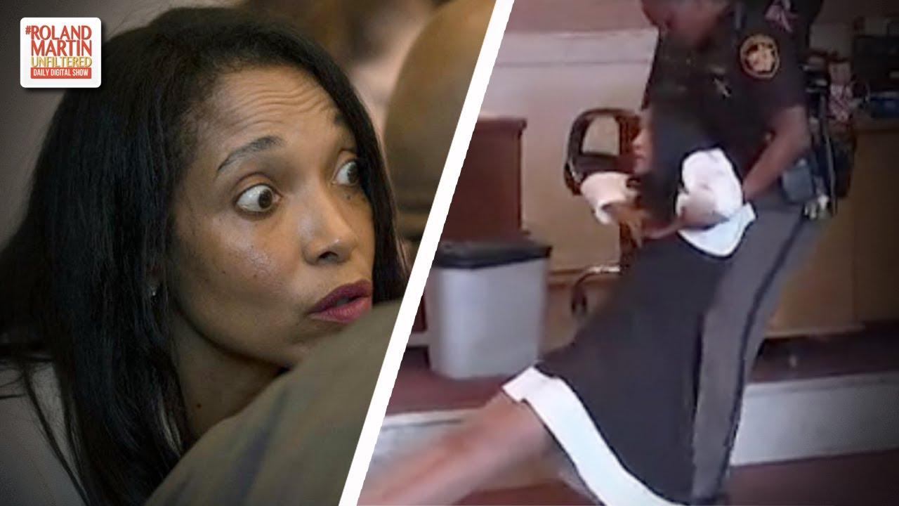 Miscarriage Of Justice? Former Black Judge Ordered To Serve 6-Month Sentence, Dragged From Courtroom