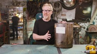 Adam Savage Gives a Snowball a Chance in Hell - Unimpossible Missions