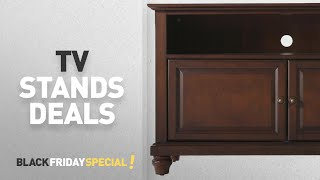 Black Friday Tv Stands By Crosley Furniture // Amazon Black Friday Countdown