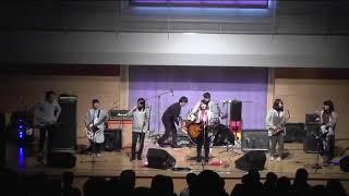 2018.4.14(土) 軽音4団体合同学ホライブ 【バンド】 Wakasagi 【曲目】...