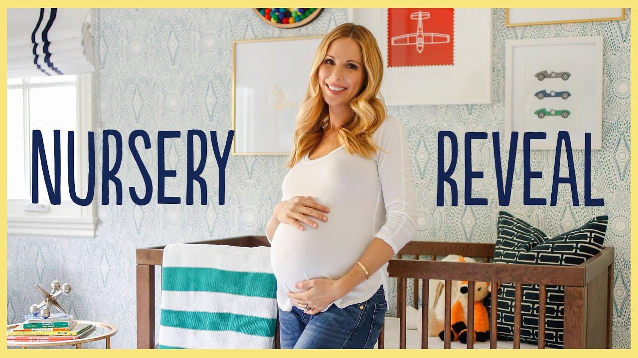 Brooke Nursery Reveal Youtube