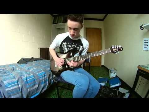 Beauty in Tragedy - August Burns Red - Guitar Cover