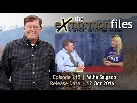 Ex Mormon Files - 215 - Millie Salgado