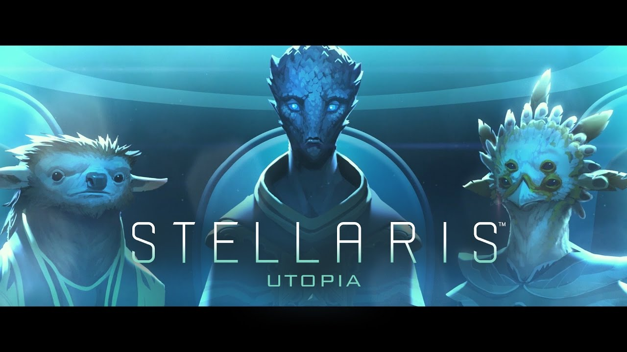 Stellaris Brings Ascension Perks in Utopia Expansion Later