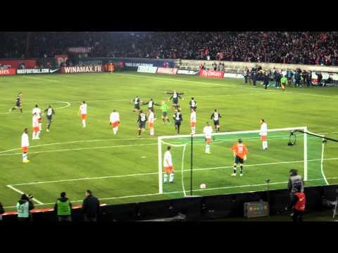 BUT D'ALEX 19.02.12 PSG - Montpellier