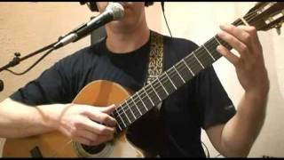 Урок на гитаре 1