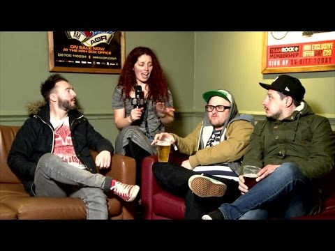 HRH TV - chat to Raging Speedhorn at Hammerfest 7