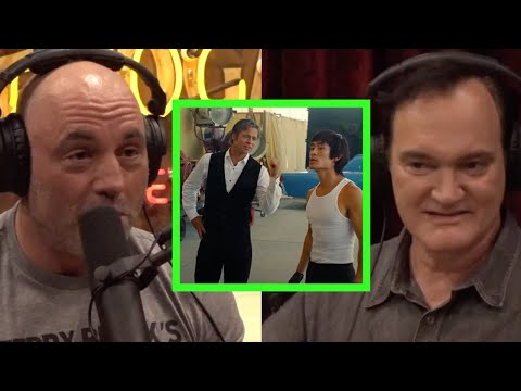 """Quentin Tarantino on the Bruce Lee """"Hollywood"""" Controversy"""