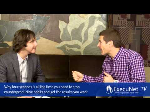 ExecuNet Interview - Peter Bregman: A Better You in 4 Seconds ...