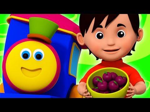 Little Jack Horner Sat In A Corner Nursery Rhyme For Kids Learning Street, Bob the train