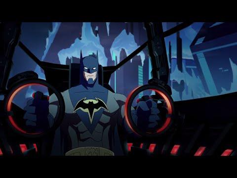 Batman Unlimited: Mechs vs. Mutants - Clip