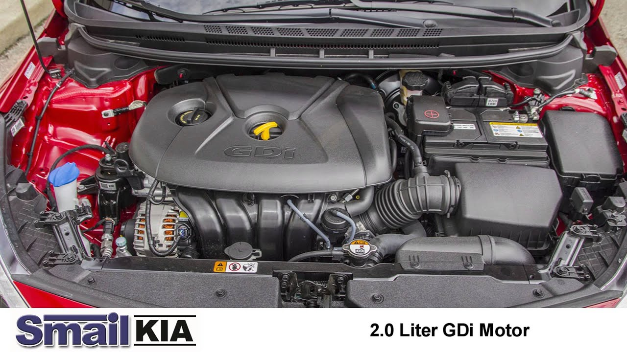 2014 Kia Forte Engine Performance Youtube