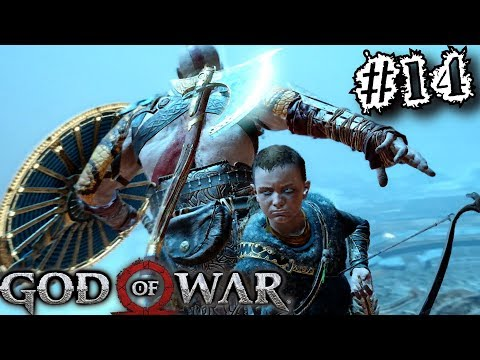 TAG TEAM! MAGNI & MODI BOSS! GOD OF WAR 4 (2018) Gameplay #14