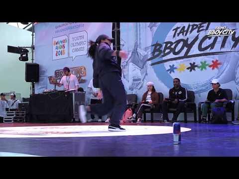 B-Girl Ram  ➮ The Floorriorz [Solo Cut] ► TAIPEI BBOY CITY ◄ 2017