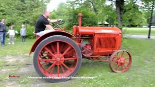 McCormick-Deering 10-20 w zbiorach Muzeum Rolnictwa w Ciechanowcu