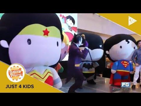JUST 4 KIDS: Comic con 2018