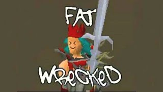 Rest In Peace Fat Wrecked - RuneScape