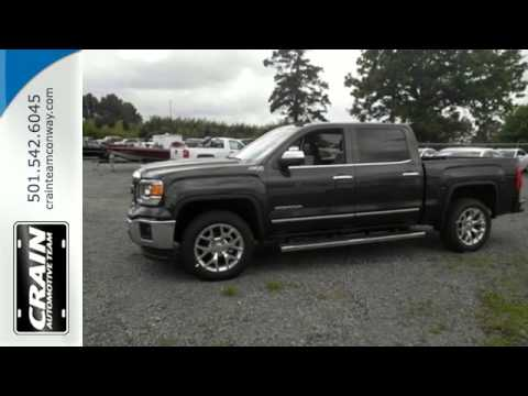 2015 gmc sierra 1500 conway ar little rock ar 5gt6311 sold youtube. Black Bedroom Furniture Sets. Home Design Ideas