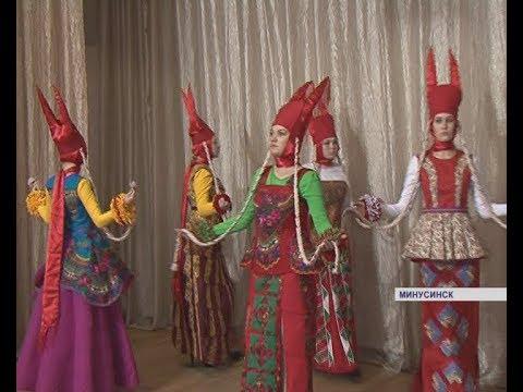 Русские наряды, минусинским модницам (Енисей Минусинск)