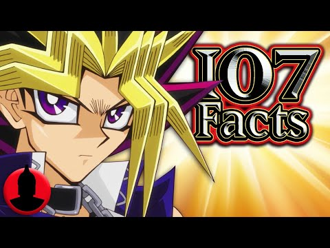 107 Yu-Gi-Oh Facts YOU Should Know! | Channel Frederator