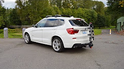 2013+ BMW X3 Stealth EcoHitch® Trailer Hitch -Torklift Central