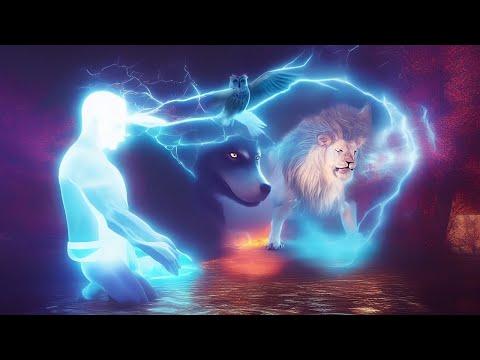"""""""Awaken Your Spirit Guide"""" - Powerful Pure Tone Spirit Awakening, Meditation, Good Vibration"""