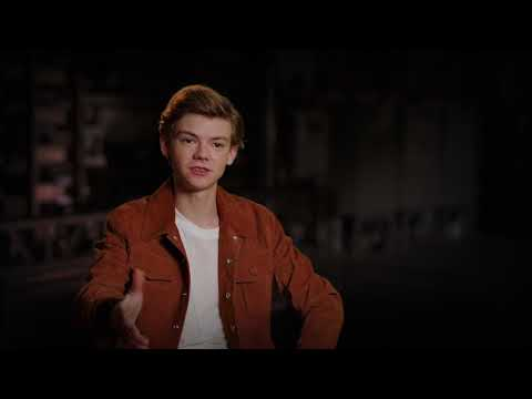 Maze Runner The Death Cure - Itw Thomas Brodie Sangster (official video)