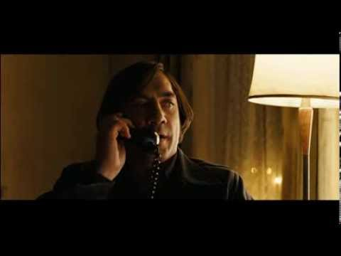 No Country For Old Men: You Know Who This Is.