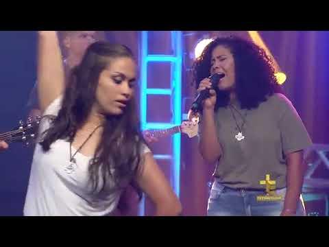 Ministração de Dança - Música Nova  APARECIDA // TV EVANGELIZAR