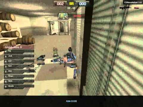 Counter Strike PB 5.0 Zombie Mod Gameplay from YouTube · Duration:  5 minutes 14 seconds