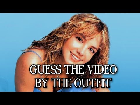 Can You GUESS The Britney Spears Video By The Outfit?