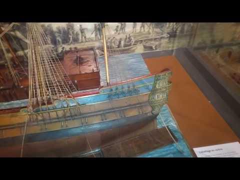 Model Ship Repair