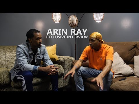 Arin Ray Talks Interscope, Collabing with Justine Skye, DM's, + More In Our Exclusive Interview